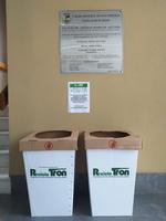 Câmara Municipal ganha ponto de coleta de Lixo Eletrônico