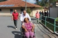 Casa dos Pobres recebe o vereador Nami Nassif