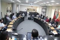 Parlamento Friburguense se reúne para propor medidas ao Executivo