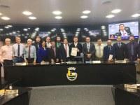 Reforma da Lei Orgânica Municipal é aprovada em primeira discussão