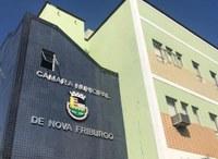 Vereadores de Nova Friburgo realizam visita ao Hospital Municipal Raul Sertã