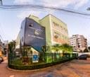 Foto da Sede da Câmara Municipal de Nova Friburgo situada à Rua Farinha Filho.